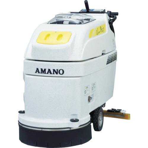 アマノ 自動床面洗浄機 自走歩行式(耐油/20インチ/バッテリー)(SE500GE)