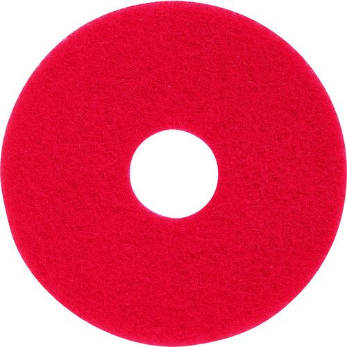 3M レッドバッファーパッド 赤 380×82mm 5枚入り(RED380X82)