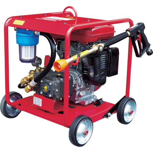 スーパー工業 エンジン式 エンジン式 高圧洗浄機 高圧洗浄機 SER-1620-4(SER16204), インテリアMORE:785a1bbf --- coamelilla.com