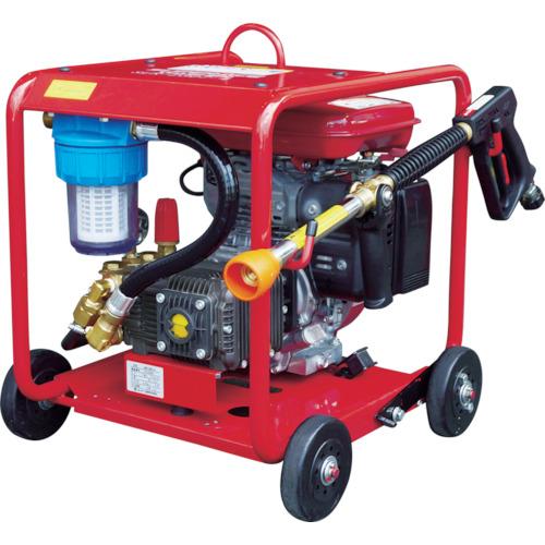 スーパー工業 エンジン式 高圧洗浄機 SER-2307-4(SER23074)