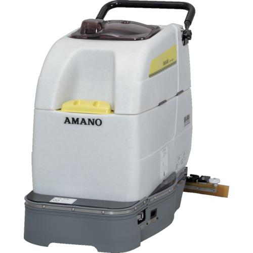 アマノ 自動床面洗浄機 手動歩行式(20インチ/バッテリー)(SE500I)