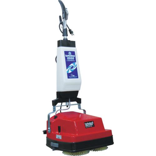 シーメル 小型床面洗浄機ターボラバ2000(TL2000)