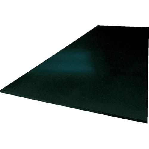 TRUSCO 作業台用ゴムマット 1500X900X5 黒(GL5D1500)