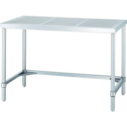 全国総量無料で シンコー ステンレス作業台パンチング天板三方枠(PATN9060):ペイントアンドツール-DIY・工具