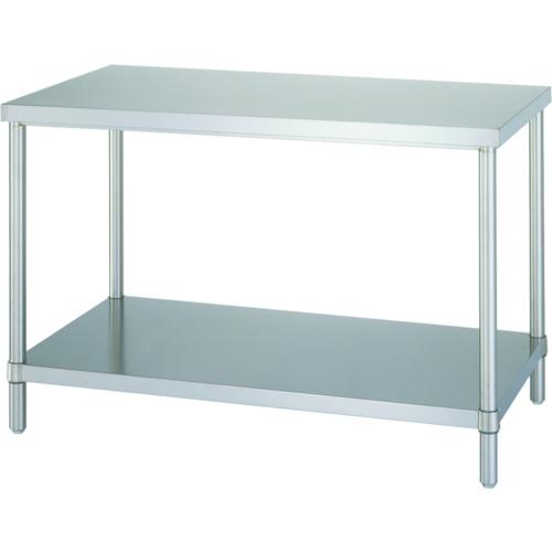 【在庫一掃】 シンコー ステンレス作業台ベタ棚(AB18075):ペイントアンドツール-DIY・工具