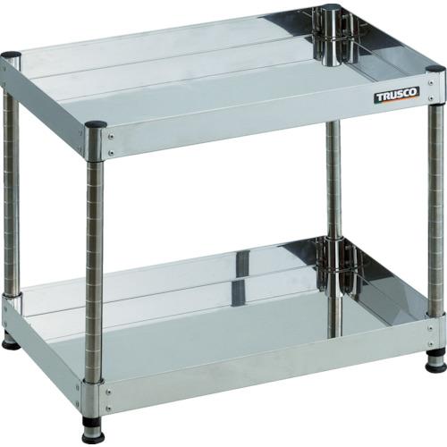 『2年保証』 TRUSCO 304クリーンフェニックス ラック型 900X600 2段(CPE3R692):ペイントアンドツール-DIY・工具