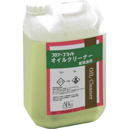 ABC フロアーブライトオイルクリーナー 鉱物油用 4.5KG(BPBOLK01)