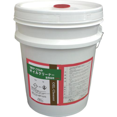 ABC フロアーブライトオイルクリーナー 鉱物油用 18KG(BPBOLK18)