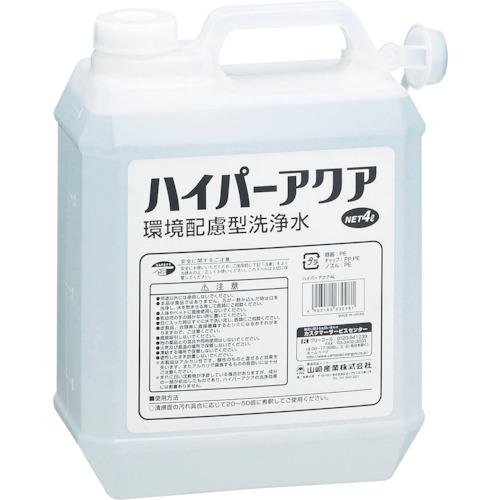 コンドル (洗剤)ハイパーアクア 4L(CH560040XMB)