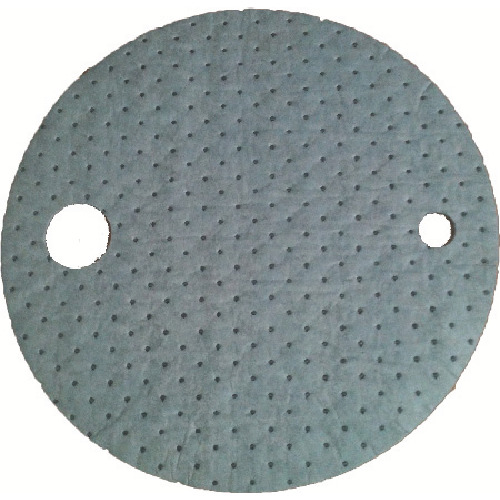 JOHNAN 油吸収材 ドラム缶用マット(25枚入り)(AD550)