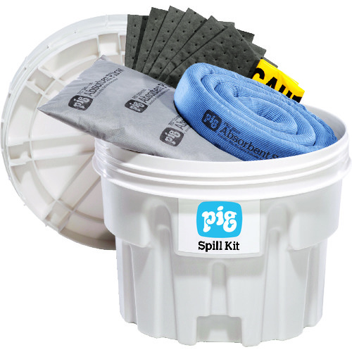 直送商品 pig ピグ76Lコンテナ入りスピルキット(KIT211):ペイントアンドツール, 信寿食:e40194a2 --- gtd.com.co