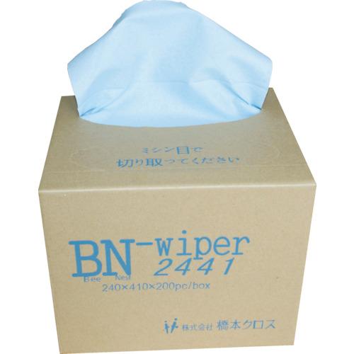 橋本 BNワイパー ポップアップタイプ 240×410mm 200枚×6箱/箱(BN2441)