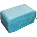 橋本 FPカラークロス ブルー 200×210mm(200枚×24袋)(FP200B)