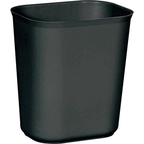 ラバーメイド 耐火性バスケット ブラック(254107)