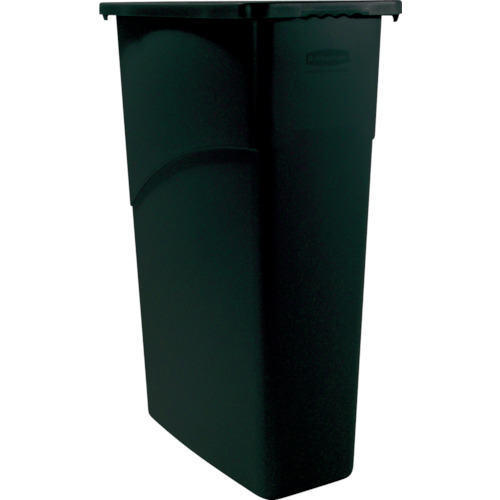 ラバーメイド スリムジムコンテナ 87.1L ブラック(354007)