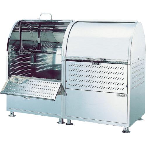 ダイケン ステンレスゴミ収納庫クリーンストッカー 1200 連結型(CKM1200R)