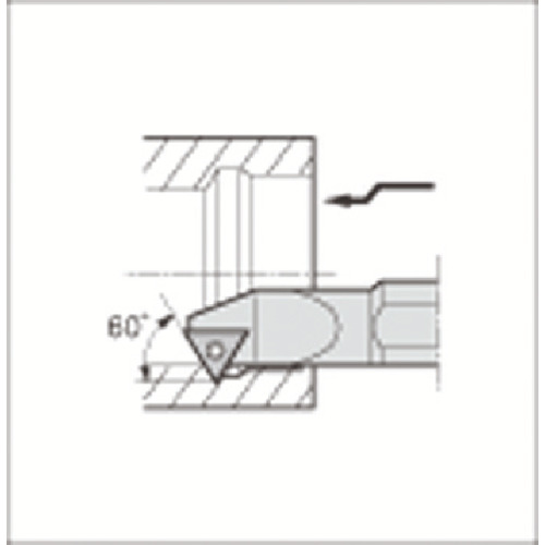 京セラ 内径加工用ホルダ(S16RSTWPR1120E)