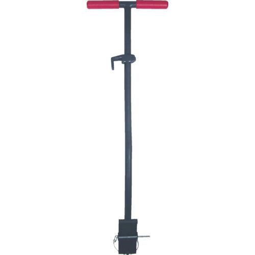 ラバーメイド ラウンドブルートコンテナ用ドーリー 連結式用ハンドル(265207)
