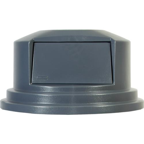 ラバーメイド ラウンドブルートコンテナ用フタ ドーム型 208.2L用 グレイ(26578875)