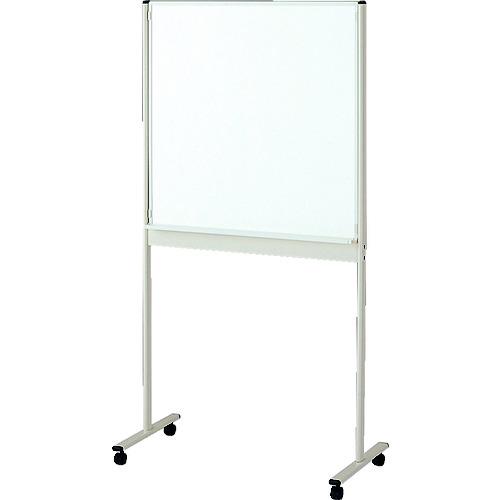 TRUSCO スチール製ホワイトボード 白暗線 白 900X600 (WGH32SAW)