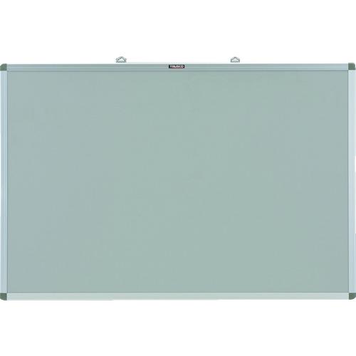 TRUSCO エコロジークロス掲示板 900X1800 ライトグレー (KE36SLGM)