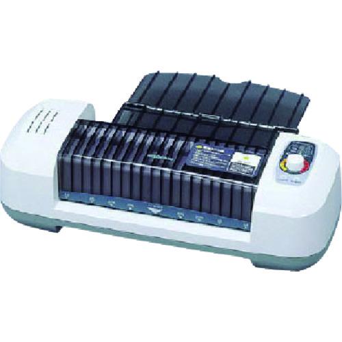 IRIS 242032 ラミネーター(A4サイズ) LFA441D グレー (LFA441D)