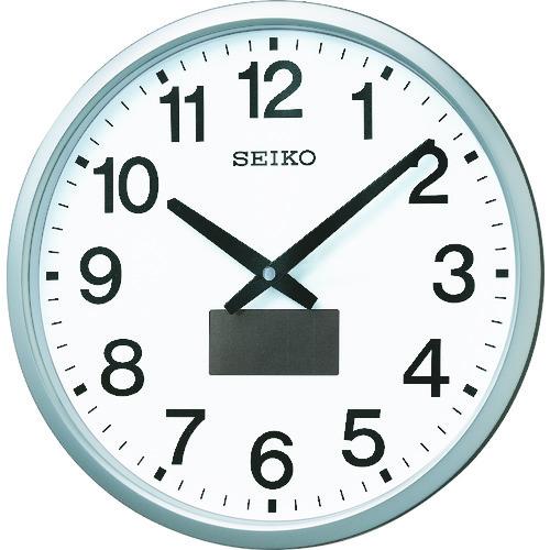 SEIKO ハイブリッドソーラー電波掛時計 (SF242S)