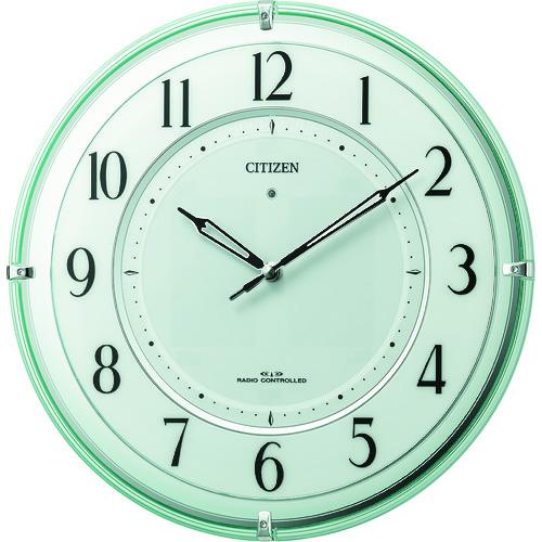 シチズン 電波掛時計 (4MY851005)