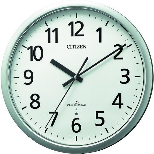 シチズン 高感度電波掛時計 (4MY853019)
