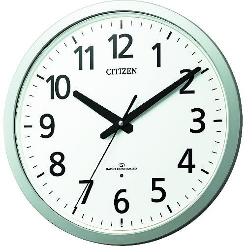 シチズン 高感度電波掛時計 (4MY855019)