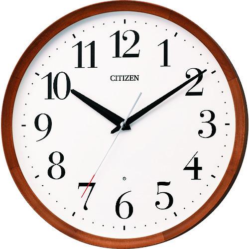 シチズン 木枠電波掛時計 (8MY535006)