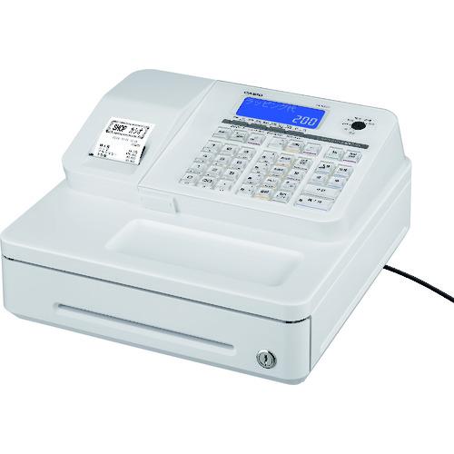 カシオ レジスター SRS200WE 今季も再入荷 株 カシオ計算機 数量は多