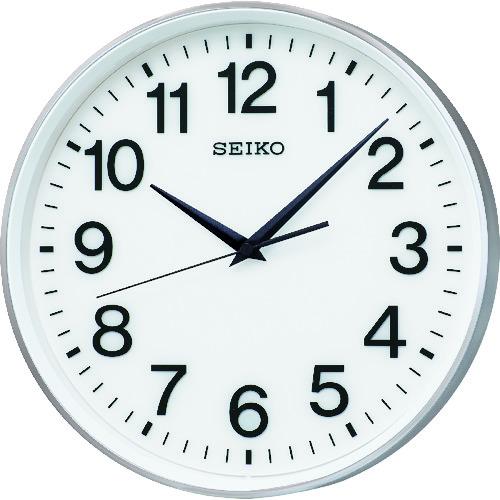 SEIKO 衛星電波時計 (GP217S)