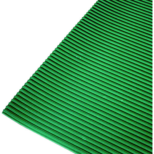 WAKI 筋ゴムマット緑 3×1000×5M (WRCGB3X1000X5M)