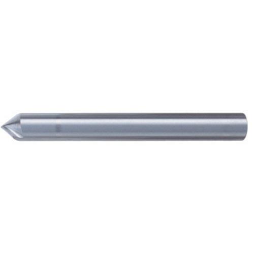ユニオンツール 超硬エンドミル テーパ φ1×刃長5.5X片角45°(SV2120)