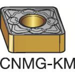 サンドビック T-Max P 旋削用ネガ・チップ 3215 COAT(CNMG120408KM)