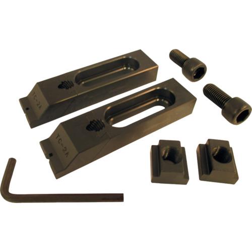 スーパーツール スライドクランプ(Aタイプ)2コ1組(M16用)(TC2A)