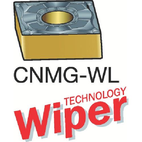 サンドビック T-Max P 旋削用ネガ・チップ 1525 COAT(CNMG120404WL)