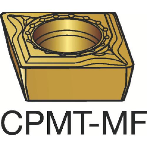 サンドビック コロターン111 旋削用ポジ・チップ 1125 COAT(CPMT060202MF)
