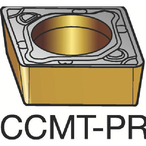 サンドビック コロターン107 旋削用ポジ・チップ 4235 COAT(CCMT09T308PR)