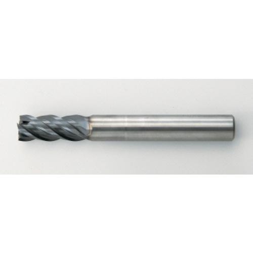 ユニオンツール 超硬エンドミル スクエア φ10×刃長22(CZS41002200)