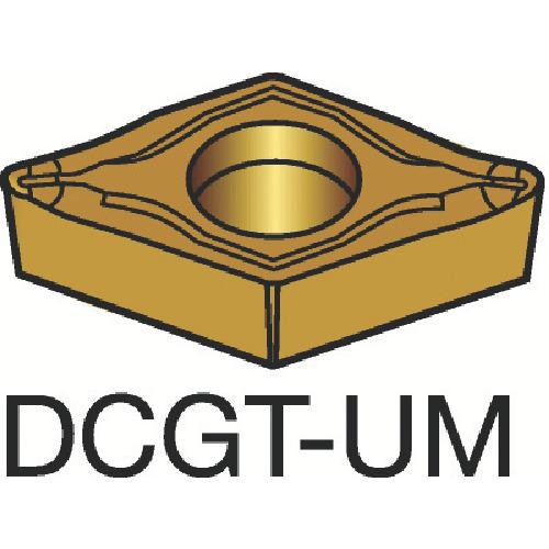 サンドビック コロターン107 旋削用ポジ・チップ 5015 CMT(DCGT11T301UM)