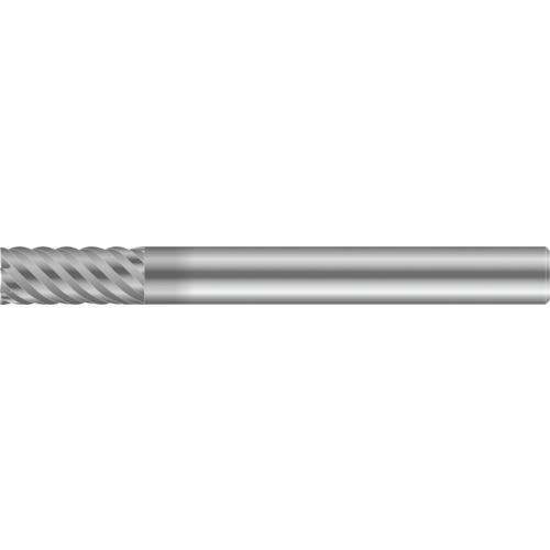 人気ブランドの 京セラ ソリッドエンドミル(6HFSM16042016):ペイントアンドツール-DIY・工具