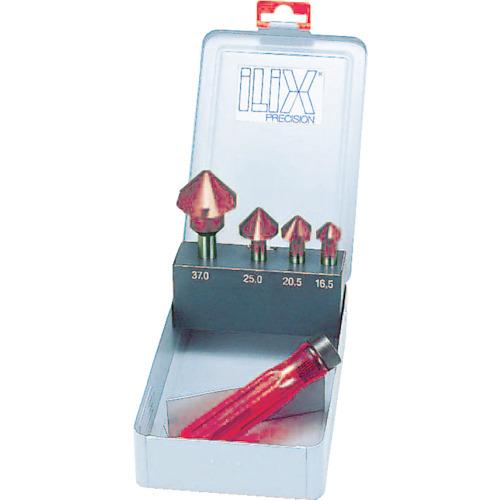 ILIX カウンターシンクセット4本組(6277LSAL)
