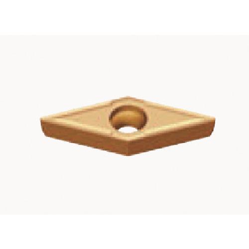 タンガロイ 旋削用M級ポジTACチップ COAT(VCMT160404CM)