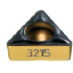 サンドビック コロターン111 旋削用ポジ・チップ 3215 COAT(TPMT110304KF)