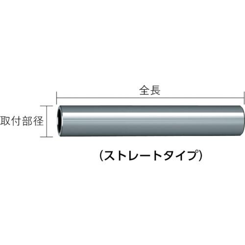 三菱 ヘッド交換式エンドミル 超硬ホルダ(IMX20S20L180C)