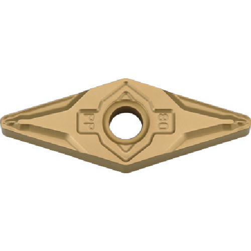 京セラ 旋削用チップ CA510 CVDコーティング COAT(VNMG160402PP)
