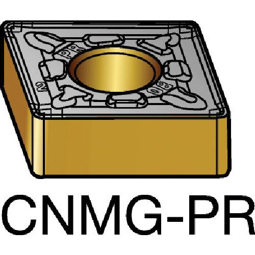 サンドビック T-Max P 旋削用ネガ・チップ 4215 COAT(CNMG190612PR)