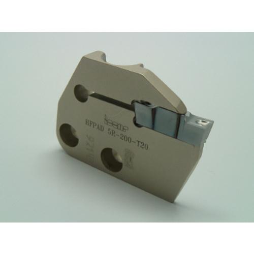 イスカル W HF端溝/ホルダ(HFPAD5R75T14)